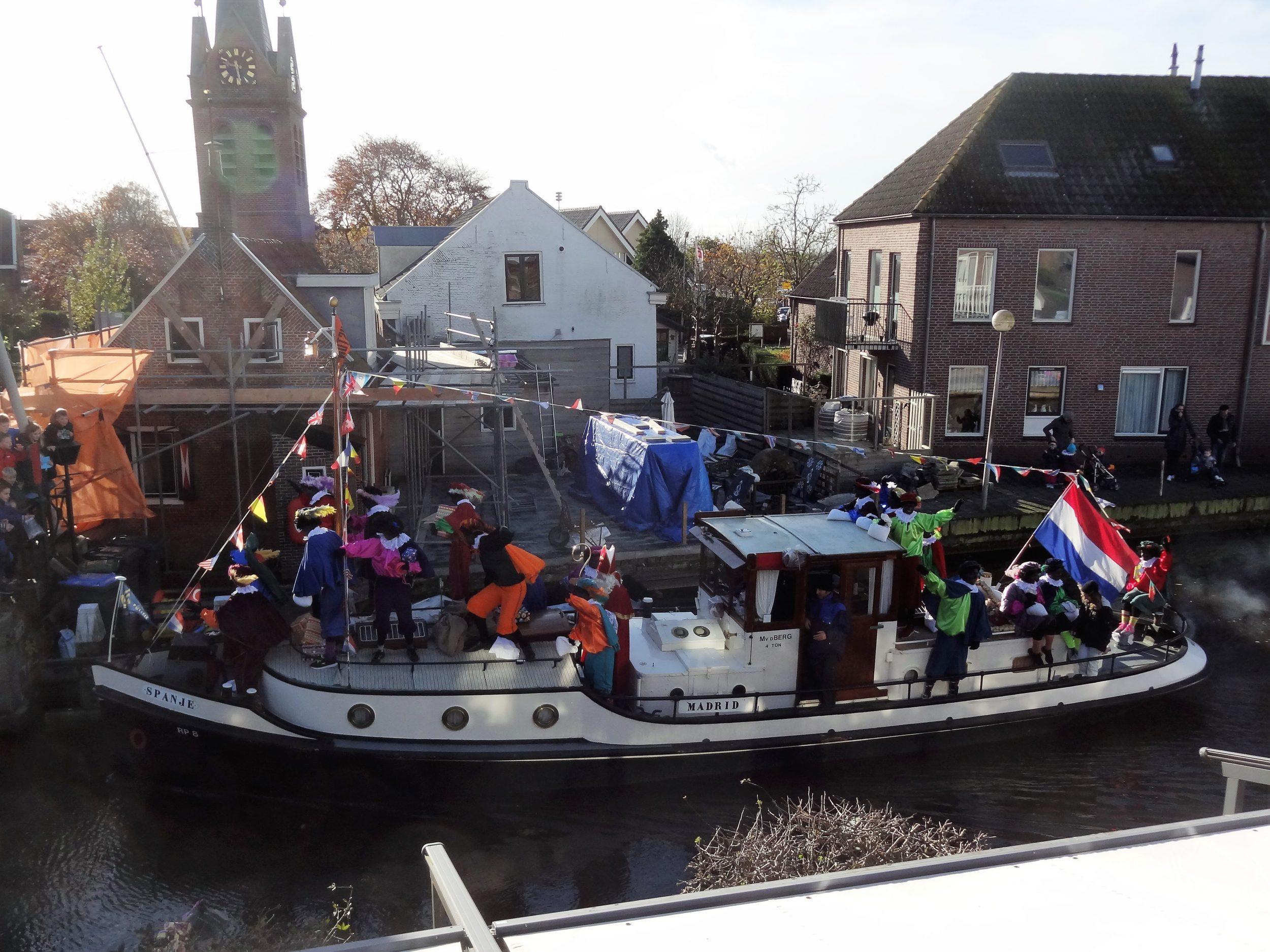 Sinterklaascomité Nieuwerbrug